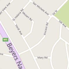 verdi avenue and vincent street - Ask.com Maps Search