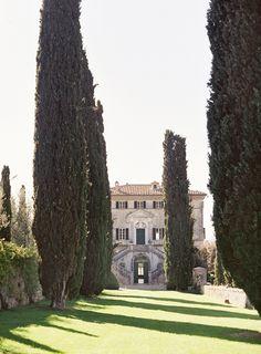 Jose Villa photography, Villa Cetinale in Sovicille, Italy.