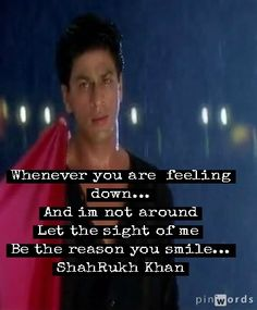 i capture by my own self this pic in the movie and make this a quote by SRK wich i love to much made by me :SilvaSRK