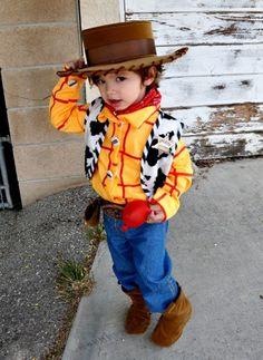 toy story inspired woody costume | zorraindina - Seasonal on ArtFire & Woody Costume | Boys Costumes | Pinterest | Woody costume Toddler ...