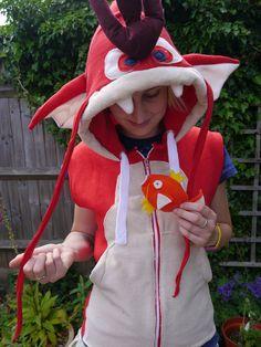 Pokemon hoodie