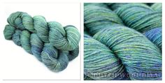 The Promise You Made , 100gr=400m, merino bamboe,