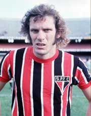 Pablo Forlan -   Jogos disputados pelo SPFC: 243 Estreia: 01/05/1970 Último jogo: 14/09/1975 Gols Marcados no SPFC: 9 Nascimento: 14/07/1945. Soriano (Uruguai). Títulos conquistados no SPFC: Campeão Paulista de 1970, 1971 e 1975.