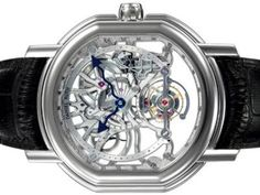 Daniel Roth Ellipsocurvex Tourbillon : The most expensive watch of the world