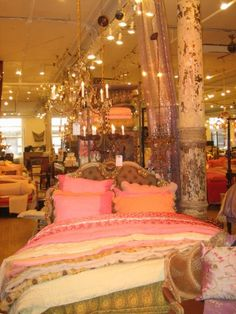 ABC Carpet and Home in NYC - one of my favorite stores ever