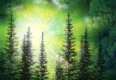 """This is one artists use of a stamp series called, """"Stampscapes"""". Beautiful and highly detailed stamps that are available in sets to make complete scenes and individually for a more personal touch. I have recently purchased Nature Sheet 12 and Nature Sheets 1 & 8 along with several individual cloud/sky effects stamps. Those stamps can be seen at www.stampscapes.com  They have samples of what some have done with these stamps. Absolutely stunning art. I hope I am up to the challenge!"""