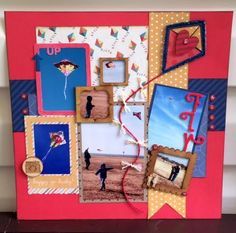 Front Porch Kit- Happy Home- Layout by Lynette Chiles