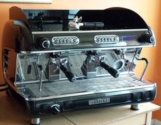 Sanremo Verona 2 group espresso coffee machine inc grinder Espresso Coffee Machine, Coffee Maker, Coffee Machines For Sale, Catering Equipment, Verona, Coffee Shop, Kitchen Appliances, Group, Coffee Maker Machine