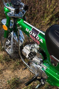 Honda Dirt Bike, Honda Bikes, Honda S, Vintage Motocross, Vintage Motorcycles, Mini Motorbike, Custom Paint Motorcycle, Cherokee Sport, Honda Motors