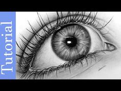 - Drawing tutorial: How to draw a realistic eye - Hi guys! In this video i am showing how to draw the eye i uploaded on tuesday. Although i am not an expert ...