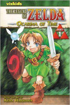 The Legend of Zelda: Ocarina of Time, Vol. 1: Akira Himekawa: 9781421523279: Amazon.com: Books $8.22
