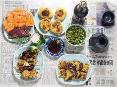Japanilaista izakaya-ruokaa kotona | Japanese izakaya food at home