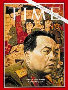 General Vo Nguyen Giap, Time Magazine, June 17, 1966