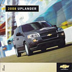 Chevrolet Uplander 07-2007, Canada 🇨🇦