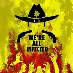 We're all infected