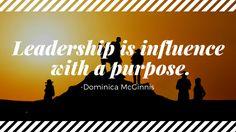 Leadership isn't Just Influence   BridgeField Group