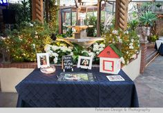 Pink, Coral, Navy and Ivory vintage wedding with flowers by Penelope Pots Floral Design at The Hacienda in Santa Ana @tivoliterrace