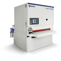Buy DMC 1350 RRCS Special Planer & Sander for sale at Scott+Sargeant Woodworking Machinery: Showroom warehouse near London Best Woodworking Tools, Woodworking Machinery, Wood Cnc Machine, Dust Extractor, Compressed Air, Steel Structure, Filing Cabinet, Locker Storage, Design