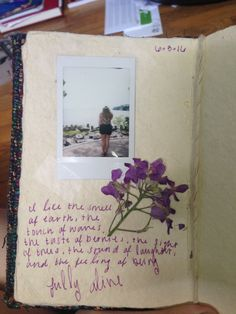 """magic-n-morphine: """"Latte, flowers, and journaling (note: words are not my own) """""""