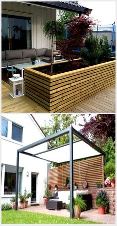 Privacy Fence Designs, Backyard Makeover, Woodstock, Singapore, Zen, Outdoor Structures, World, Blog, Patio