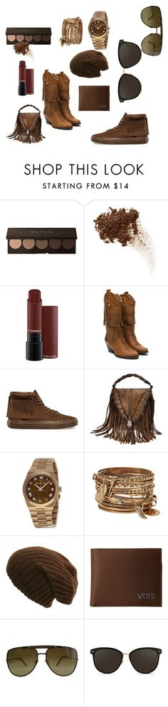 """""""Her's & Her's Chocolate Love (LGBT Supporters)"""" by primadon ❤ liked on Polyvore featuring Vans, Michael Kors, ALDO, Bottega Veneta and Linda Farrow"""