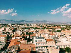Nicosia or Lefkosia. Cyrpus