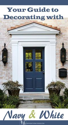 How To Choose A Front Door Color Todays Entry Doors. Sherwin Williams Rainstorm Doors Interiors By Color. Custom Dutch Doors Orange County CA Todays Entry Doors. Home and Family Exterior Front Doors, Exterior Paint, Exterior Design, Painted Exterior Doors, Colonial Exterior, Garage Doors, Front Door Paint Colors, Painted Front Doors, Blue Front Doors