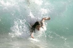 "Anthony Kiedis Photos - Anthony Kiedis, lead singer for the rock band ""Red Hot Chili Peppers,"" and his girlfriend Jessica Stam frolick in the surf. - Anthony Kiedis and Jessica Stam at the Beach"