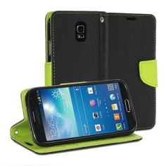 GMYLE (R)Wallet Case ClassicforSamsung Galaxy S5-Black & Wasabi GreenCross PatternPU Leather Slim Magnetic Flip Stand Cover... For more Samsung Galaxy S5 Wallet cases, please visit http://www.galaxy-s5-cases.com/samsung-galaxy-s5-wallet-case