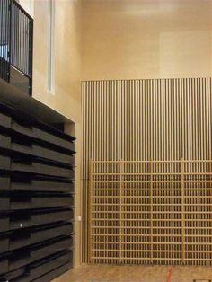 Tåsen skole – Trysil Interiørtre AS Blinds, Divider, Curtains, Room, Furniture, Home Decor, Bedroom, Decoration Home, Room Decor