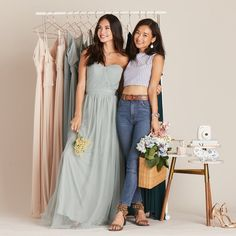 3d5e1084a4 Birdy Grey Sells Affordable Bridesmaid Dresses for  99 - HelloGiggles