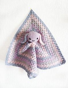 Flagrant délit de mignonnerie – Doudou au crochet DIY