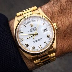 Its raining. But hey its fucking friday! by alekswatches Gold Watches Women, Watches For Men, Luxury Watches, Rolex Watches, Rolex Cellini, Rolex Air King, Rolex Women, Rolex Explorer, Rolex Oyster Perpetual