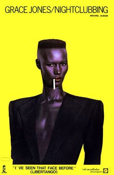 Grace Jones on Pinterest | Grace O'malley, Keith Haring and Studio 54