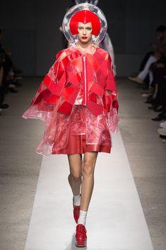 Spring 2015 Ready-to-Wear - Junya Watanabe
