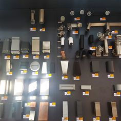 The Mica Lighting Showroom Featuring Outdoor Wall Lights