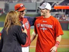 Nationals clintch Playoff Berth for the first time since changed from the Montreal Expos to the Washington Nationals, thanks to 19 yr old Bryce Harper and the 1986 World Series winning manager for the New York Mets. (as shown in pic)