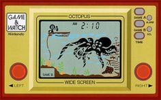 Game&Watch-Octopus
