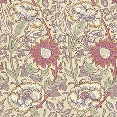 William Morris Pink