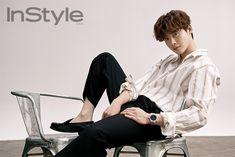 솔직한 이종석 |인스타일 (Instyle Korea)