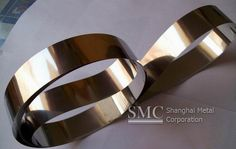 Stainless Steel Belt - SMC employ the most advanced welding techniques, which delivers belts of the highest strength and longest service life. http://www.shanghaimetal.com/Stainless_Steel_Belt--pds324.html