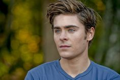 Pin for Later: 74 Crucial Moments From Your Decade-Long Crush on Zac Efron But you had to go. For his exceptional hair and his piercing eyes. It's OK if you printed out all of Zac Efron's movie stills and put them on your wall. It's totally OK.