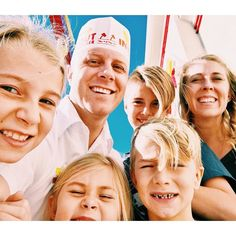 The wind is blowing and half of us are squinting but I love what this picture represents! A family owned company we are so thankful to be a part of and a man who works so hard to support our family. {Brad has worked at In-N-Out Burger since he  as 16... and hes been at corporate for 15 years. Every year he gets the opportunity to work in the store for one day. Its so so good! We get to build relationships with the other associates encourage the newer ones and eat some   !} #choppedchilis…
