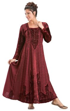 Garment Measurements Butter-soft, breathable rayon with satin & velvet inlays. A-line silhouette. Embroidered front. Exclusive HolyClothing desi