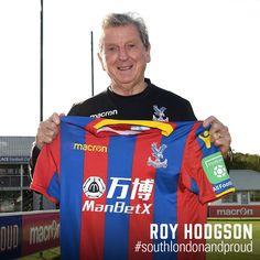 SoccerStarz Hodgson Official Merchandise Crystal Palace F.C