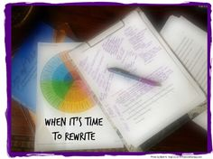 When It is Time to Rewrite: 4 Steps to Improve Your Manuscript - My Book Therapy