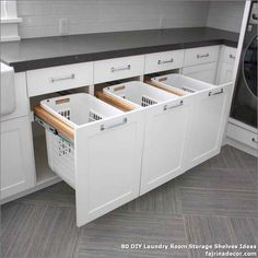 Home Misc 80 DIY Laundry Room Storage Shelves Ideas - Earlier than going loopy investing in storage Laundry Room Organization, Laundry Room Storage, Laundry Room Design, Small Storage, Diy Storage, Storage Ideas, Storage Shelves, Room Shelves, Storage Solutions