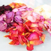When you receive a bouquet of fresh roses, preserve their beauty and fragrance by drying the rose petals. Dried rose petals are perfect for making potpourri, but they can also be used as dramatic embellishments in card making, as an organic element when pouring your own candles and soap, or even as confetti for weddings and bridal showers. There...