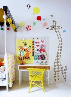 yellow chair clips for hanging pics canopy on bed