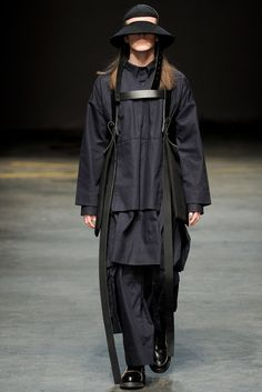 MAN Fall 2014 Menswear Fashion Show - Craig Green